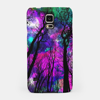 Magic forest Samsung Case obraz miniatury