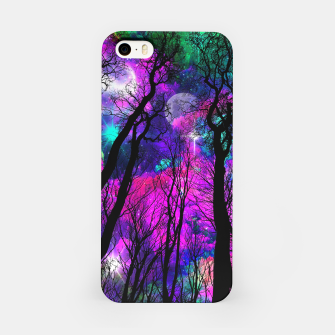 Magic forest iPhone Case obraz miniatury