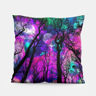 Magic forest Pillow obraz miniatury