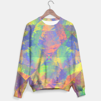 Thumbnail image of Brushstrokes Sweater, Live Heroes