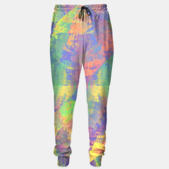 Thumbnail image of Brushstrokes Sweatpants, Live Heroes