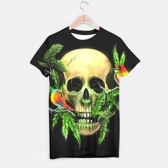 Thumbnail image of Life & Death T-shirt, Live Heroes