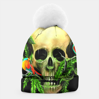 Thumbnail image of Life & Death Beanie, Live Heroes