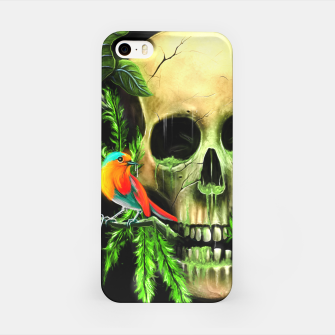 Thumbnail image of Life & Death iPhone Case, Live Heroes