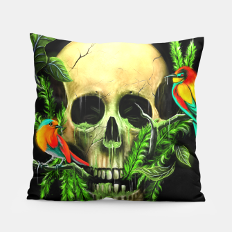 Thumbnail image of Life & Death Pillow, Live Heroes