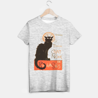 Thumbnail image of Tournee Du Chat Noir Isolated T-shirt, Live Heroes