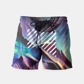 Thumbnail image of Never Seen Swim Shorts, Live Heroes