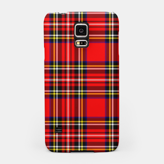 Thumbnail image of Miss Tartan Samsung Case, Live Heroes