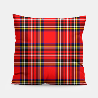 Thumbnail image of Miss Tartan Pillow, Live Heroes