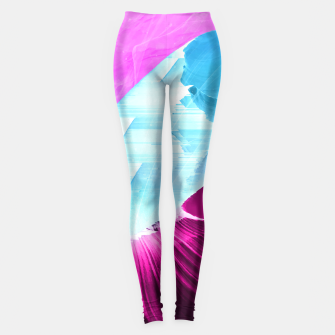 Thumbnail image of Incalculable Circumstance Leggings, Live Heroes
