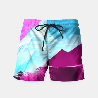 Thumbnail image of Incalculable Circumstance Swim Shorts, Live Heroes