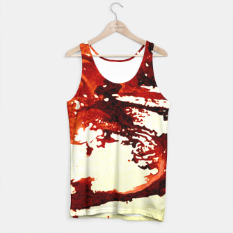 Flowing Brown  Tank Top miniature
