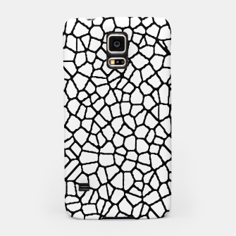 Thumbnail image of staklo (white/black) samsung galaxy phone case, Live Heroes