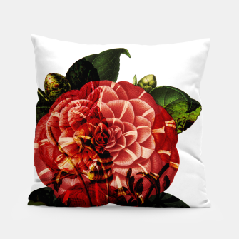 Thumbnail image of Vintage Bloom Pillow, Live Heroes