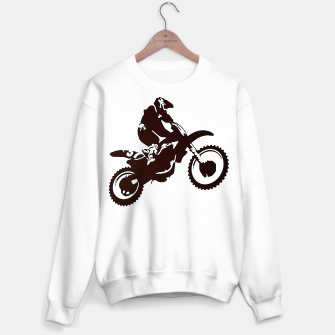 Thumbnail image of Motor X Silhouette Sweater, Live Heroes