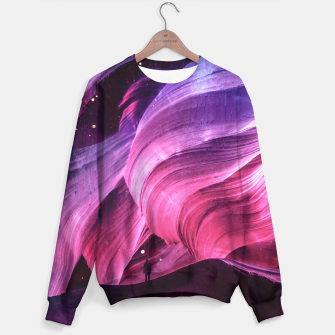 Not all roads are equal. Sweater thumbnail image