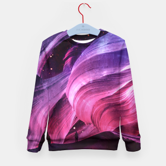 Not all roads are equal. Kid's Sweater thumbnail image