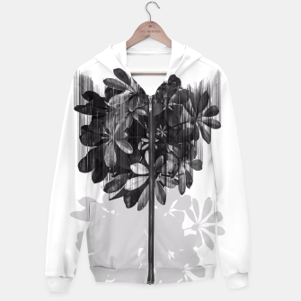 Thumbnail image of No parachutes for plants Hoodie, Live Heroes