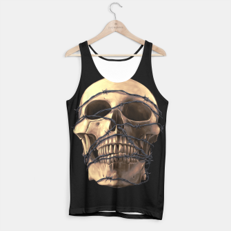 Thumbnail image of Prisoner Tank Top, Live Heroes