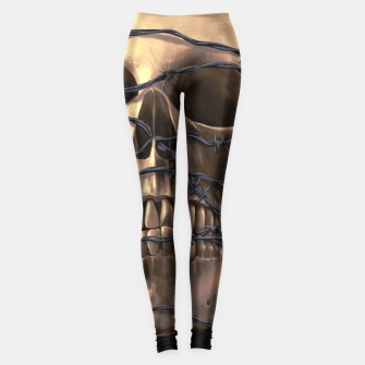 Thumbnail image of Prisoner Leggings, Live Heroes