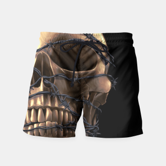 Thumbnail image of Prisoner Swim Shorts, Live Heroes