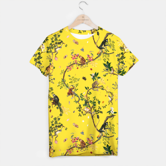 Thumbnail image of Monkey World T-shirt Yellow, Live Heroes