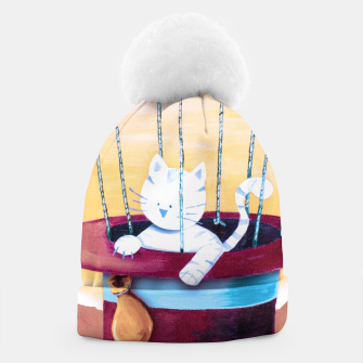 Thumbnail image of The cat traveling in dreams Gorro, Live Heroes