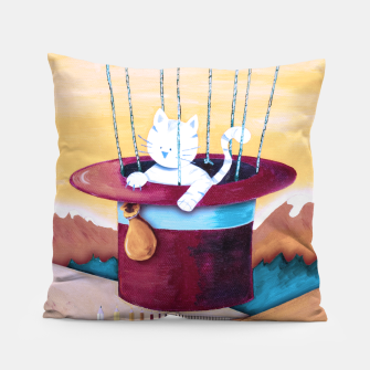 Thumbnail image of The cat traveling in dreams Almohada, Live Heroes