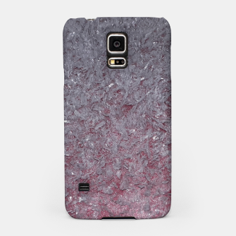 Thumbnail image of Ice Crystals Samsung Case, Live Heroes