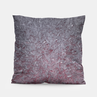 Thumbnail image of Ice Crystals Pillow, Live Heroes