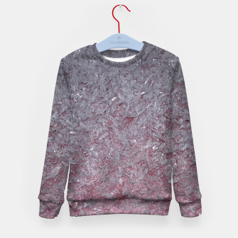 Thumbnail image of Ice Crystals Kid's Sweater, Live Heroes