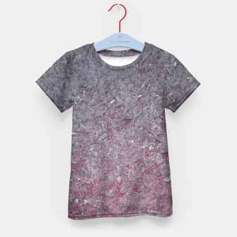 Thumbnail image of Ice Crystals Kid's T-shirt, Live Heroes