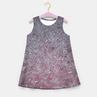 Thumbnail image of Ice Crystals Girl's Summer Dress, Live Heroes