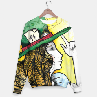 Imagen en miniatura de Where is my hat? Sudadera, Live Heroes