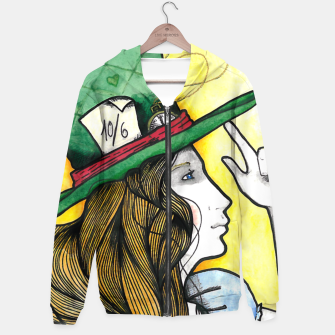 Imagen en miniatura de Where is my hat? Sudadera con capucha, Live Heroes