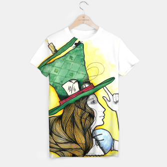 Imagen en miniatura de Where is my hat? Camiseta, Live Heroes