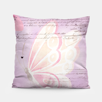Thumbnail image of Butterfly Pillow , Live Heroes
