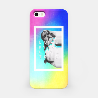 Thumbnail image of Oh how I've tried iPhone Case, Live Heroes