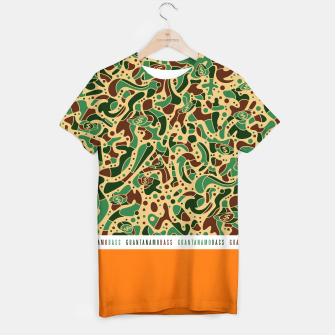 Thumbnail image of Sprawl Classic Camo Bass - Tee, Live Heroes