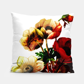 Thumbnail image of Vintage Bunch Pillow, Live Heroes