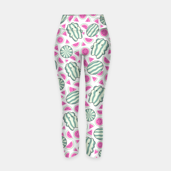 Watermelon Steven Yoga Pants thumbnail image