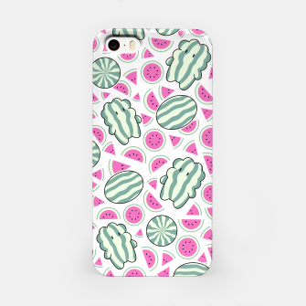 Watermelon Steven iPhone Case thumbnail image