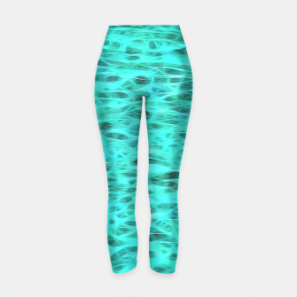 Thumbnail image of Brilliant Water Yoga Pants, Live Heroes