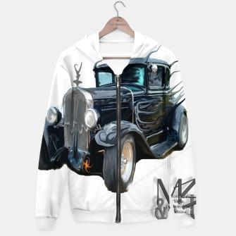 "Thumbnail image of ""Hot Rod Hoodie"" MM&eU Wear, Live Heroes"