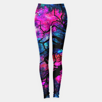 Starfield Tree Leggings obraz miniatury