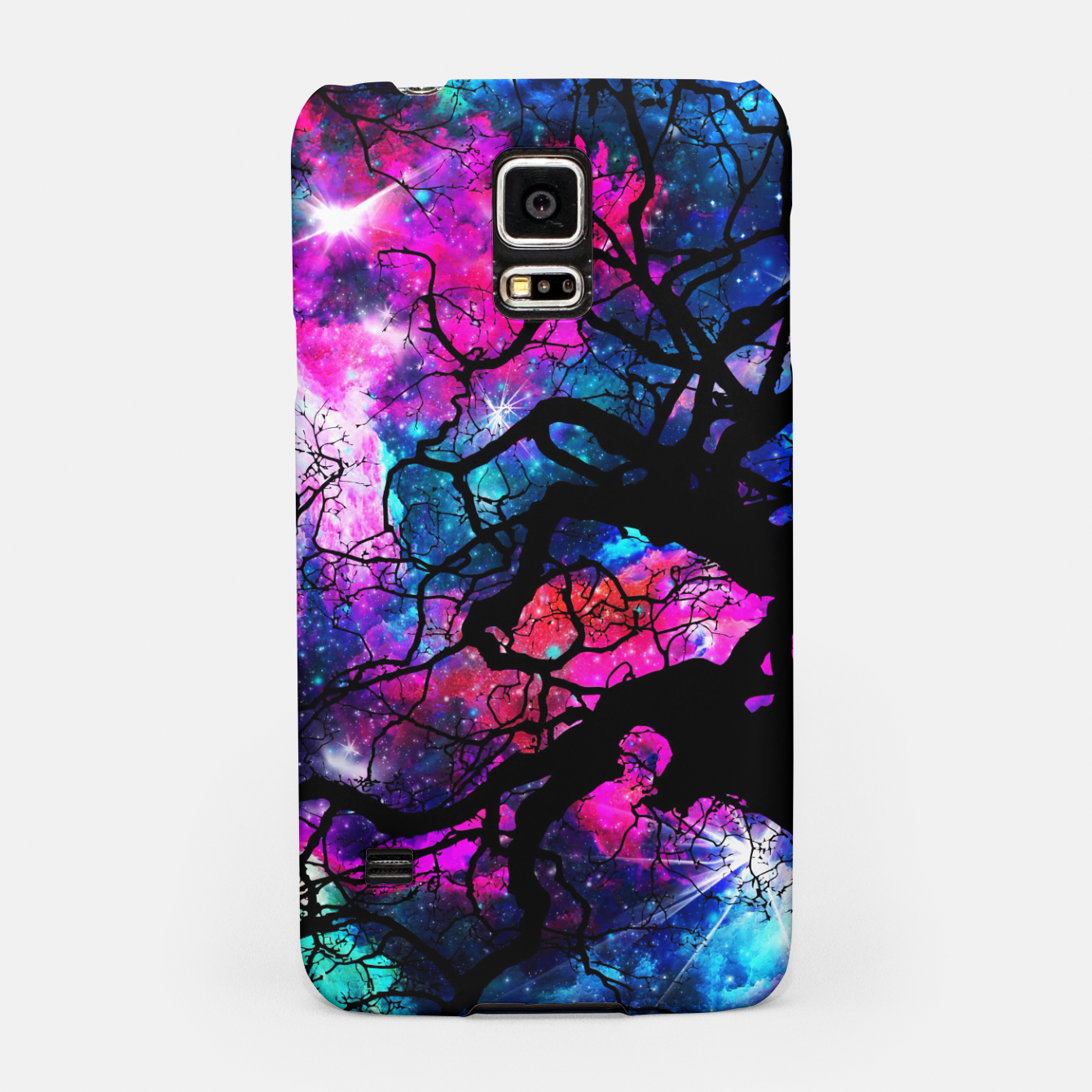 Image of Starfield Tree Samsung Case - Live Heroes