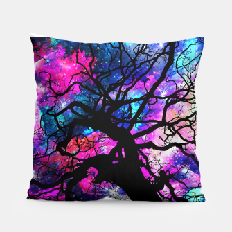 Starfield Tree Pillow obraz miniatury
