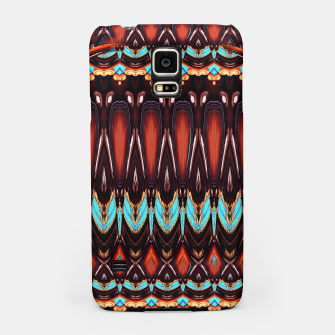 Thumbnail image of K172 Wood and Turquoise Abstract, Live Heroes