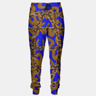 Thumbnail image of Psychedelic Trippy Cheetah Abstract  Sweatpants, Live Heroes