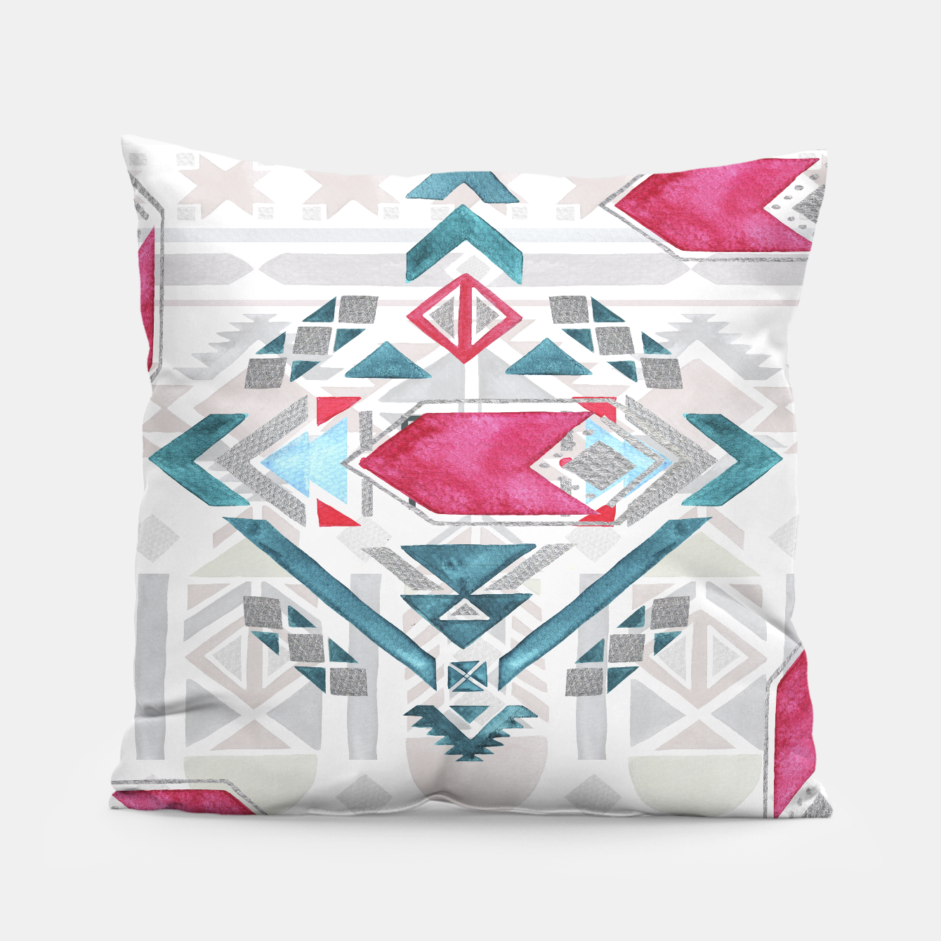 Image of Abstract Cushion  - Live Heroes